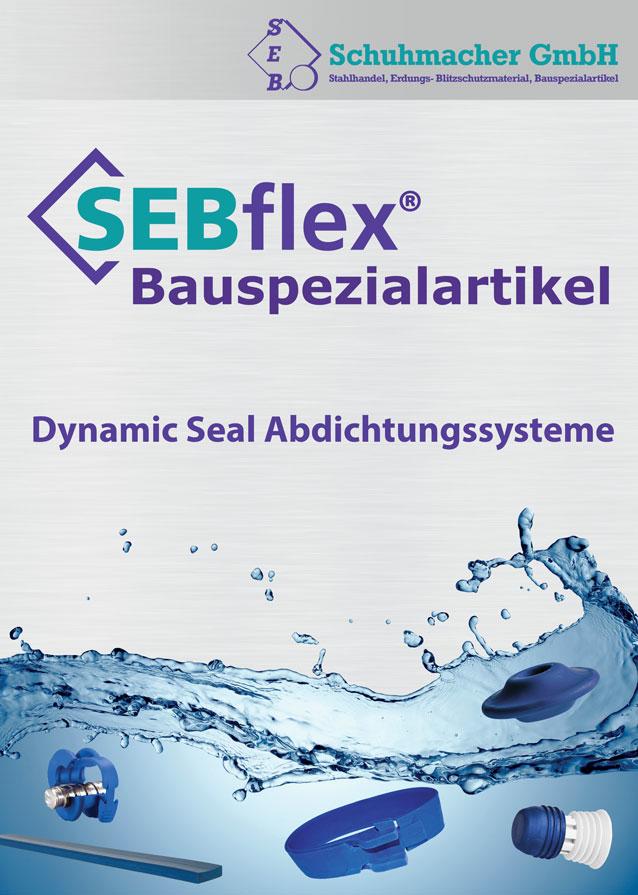 SEBflex® Bauspezialartikel - Dynamic Seal