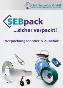 SEBpack - Verpackungsbänder und Zubehör