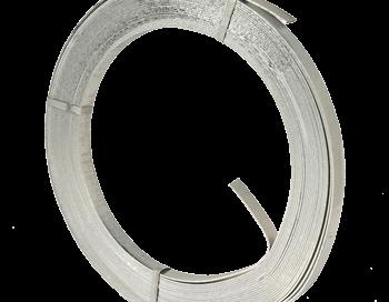 Erdband verzinkt 50 kg Ring
