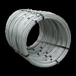 Blitzableiterdraht 50kg Ringe verzinkt