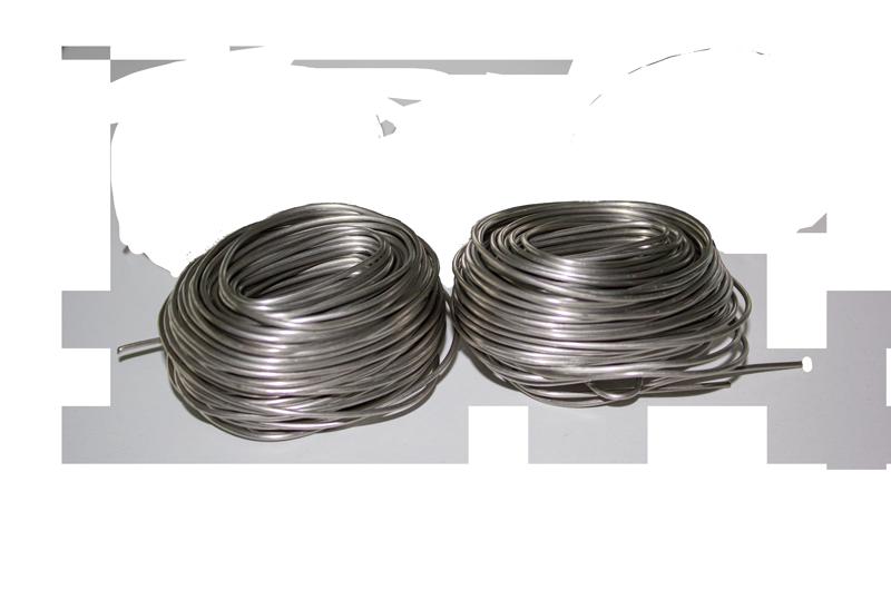 Bindedrahtröllchen V4A 1,4 mm