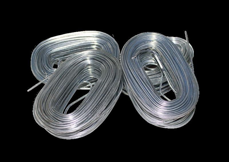 Bindedrahtröllchen verzinkt 1,4 mm