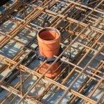 Einbau SEBflex® Bodendurchführung