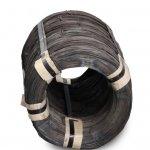 Eisendraht schwarz geglüht in abgeteilten Ringen