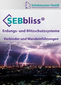 Cover SEBbliss® Verbinder und Wandeinführungen
